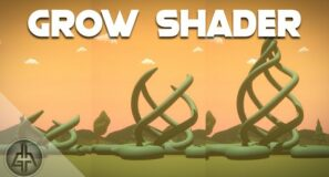 Unity Shader Graph – Grow Vines | Trees Tutorial