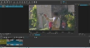 Shotcut Tutorial: How To Track And Blur A Moving Face Or Object.
