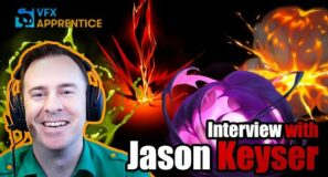 Creating iconic VFX for League of Legends and teaching – Interview with Jason Keyser