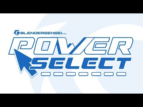 Power Select Blender Addon (v1.8)