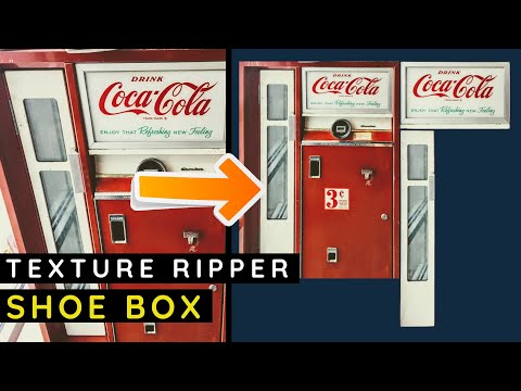 Blender Users Gonna Love This | Texture Ripper