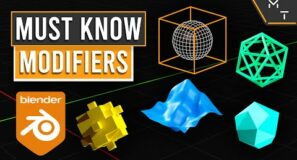 Must Know Modifiers & Linked Duplicates | Learn Blender 2.9+ Through Precision Modeling | Part- 30