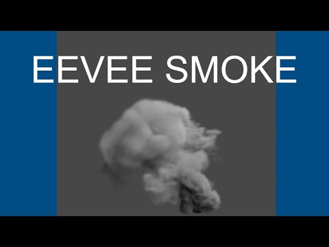 A quick tip to make EEVEE smoke simulations better #SHORTS