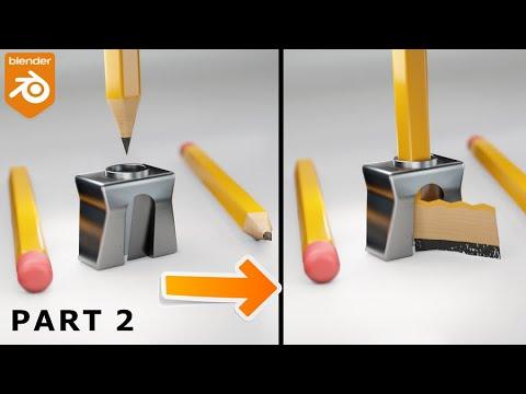 Pencil Animation | Blender Tutorial | Part2