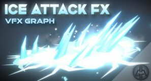 Unity VFX Graph – Ice Attack Tutorial
