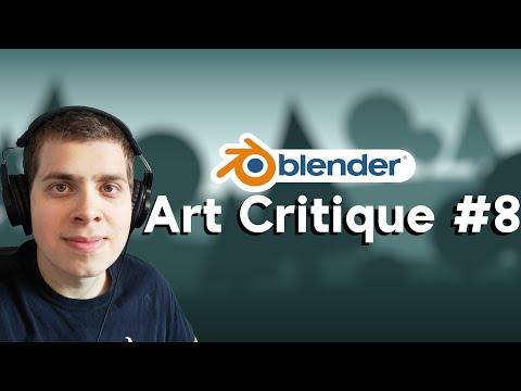 Blender Art Critique #8