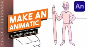 Creating an Animatic in Adobe Animate