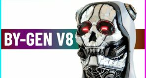BY-GEN V8 – Now Available for Blender!