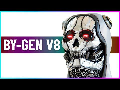 BY-GEN V8 – Now Available for Blender!