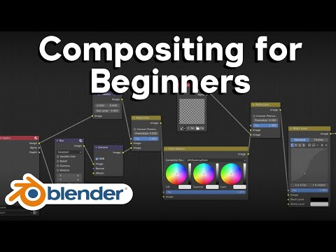 Compositing in Blender for Beginners (Tutorial)