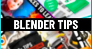The BEST Places to Find Blender Tips!