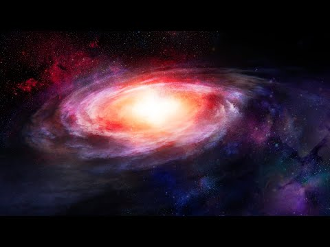 Create a Galaxy in Blender – Iridesium