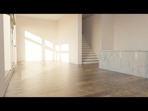 making interior scenes in blender