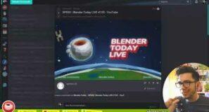 SPEED | Blender.Today LIVE #155