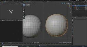 02 blender tips   the best sphere to use in blender 1
