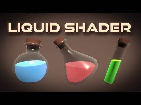 Unity Shader Graph – Liquid Effect Tutorial