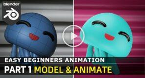 Make This EASY Animation | Blender Tutorial | Part 1
