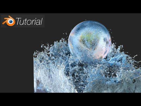 [2.93] Blender Tutorial: EPIC Fluid Simulation With Flip Fluids for Beginners