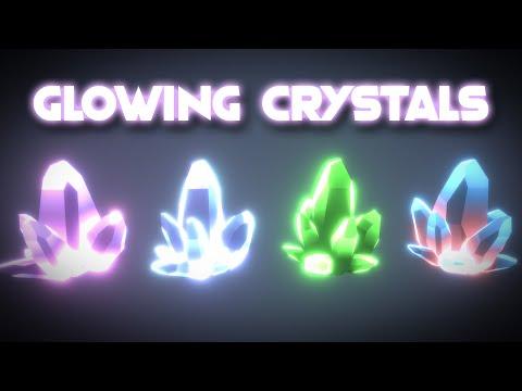Unity Shader Graph – Glowing Crystals Tutorial