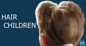 Simple vs. Interpolated Children – Creating Hair in Blender
