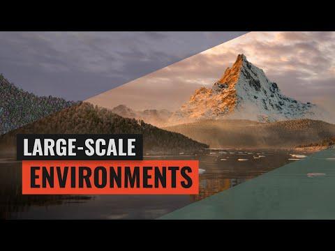 Large-Scale Environments in Blender (Breakdown)