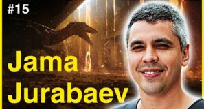 Continuous learning, with Jama Jurabaev
