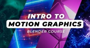 Intro To Motion Graphics In Blender