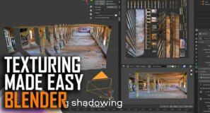 Make texturing alot easier with this tool in blender