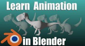 Animation in Blender