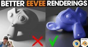 7 BEST Tips for Realistic Renderings in Eevee : You Need to Know These!