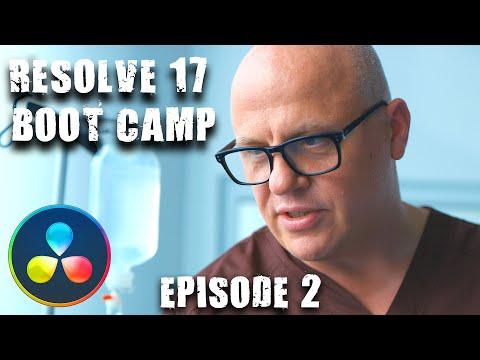 Davinci Resolve 17 – Import Media & Timeline / Episode 2