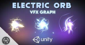 Unity VFX Graph – Electricity Tutorial (Procedural Shader)