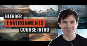 Master 3D Environments in Blender – Course Introduction