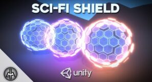 Unity VFX Graph – Shield Effect Tutorial